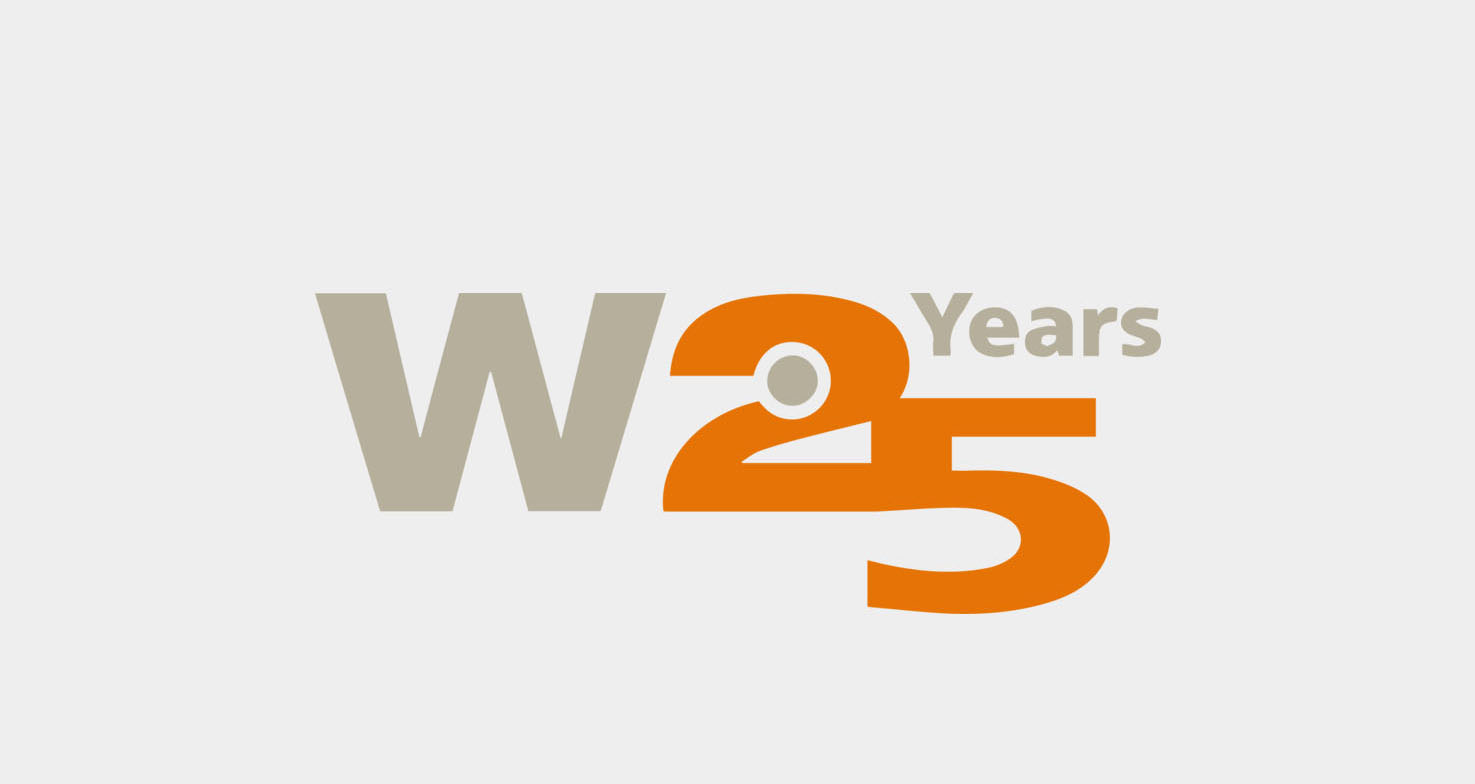 W2 is 25 – Our present for you 25% discount