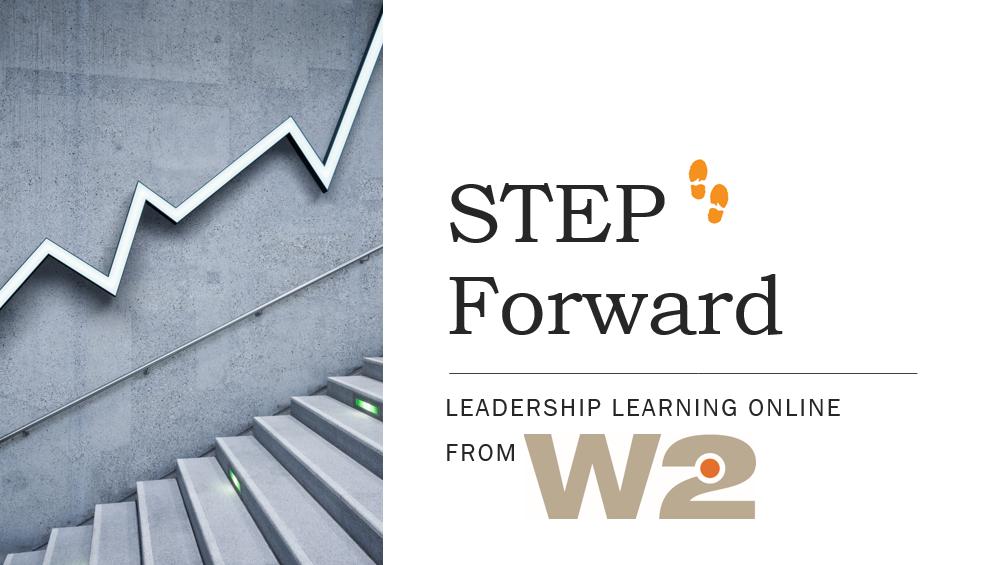 Online Leadership Learning STEP Forward